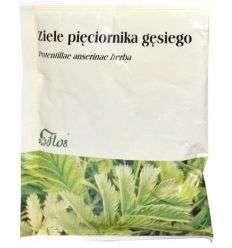 Pięciornik gęsi ziele - 50g - Flos