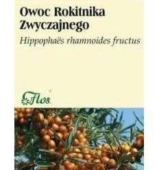 Rokitnik zwyczajny owoc - Flos