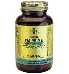 Formuła VM Prime 50 - 60tabl - Solgar