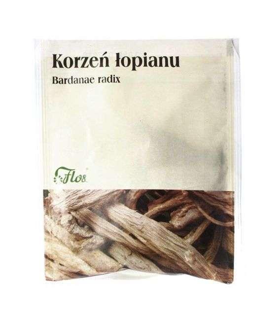 Łopian korzeń-zioło kosmetyczne - 50g - Flos