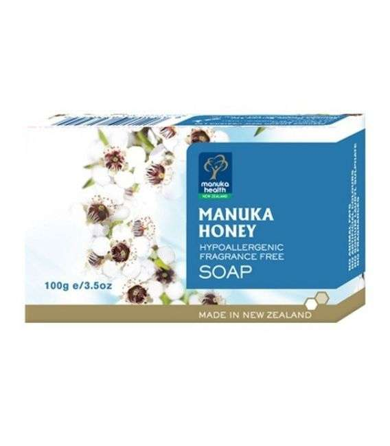 Kremowe Mydło z Miodem Manuka MGO 250 - 100g - Manuka Health NZ