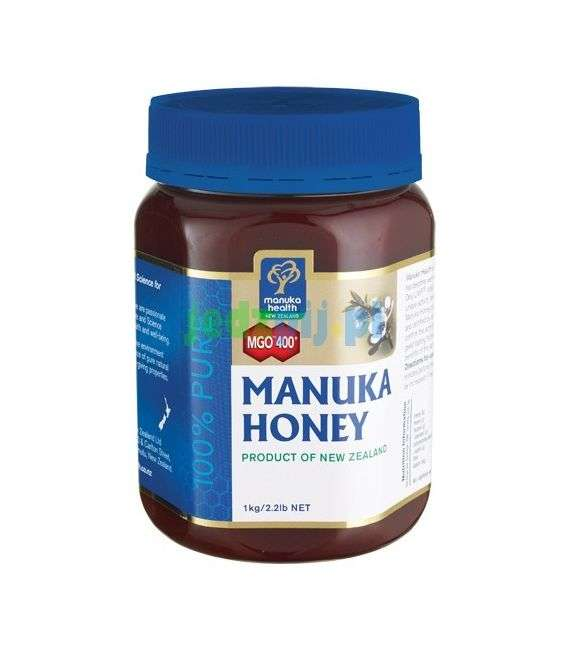 Miód Manuka MGO 250 - 1kg - Manuka Health NZ