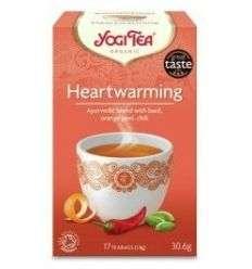Herbata Heartwarming (radość życia) - 17x1,8g - Yogi tea
