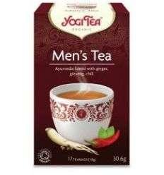 Men`s Tea - 17x1,8g - Yogi Tea