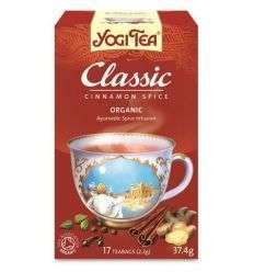 Herbata Classic - 17x2,2g - Yogi Tea
