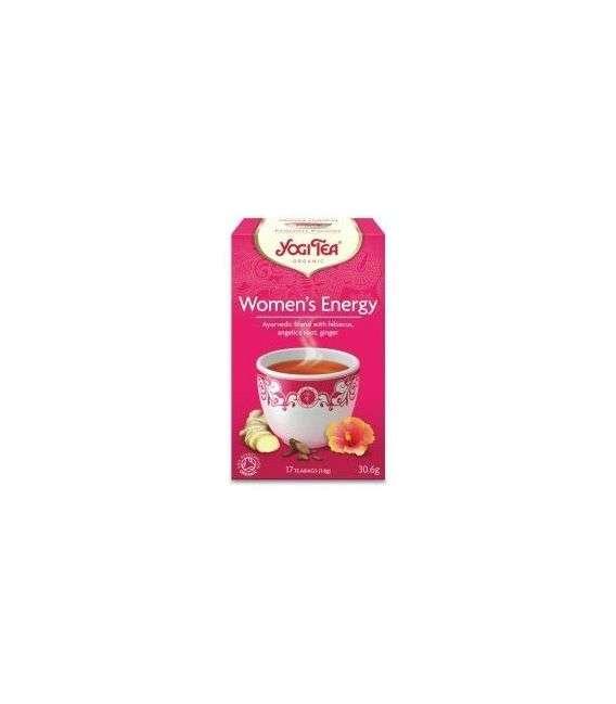 Herbata Women`s Energy - 17x1,8g - Yogi Tea