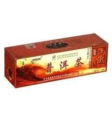 Herbata czerwona Pu-erh Tea prasowana - 40kostek/ 125g - Meridian