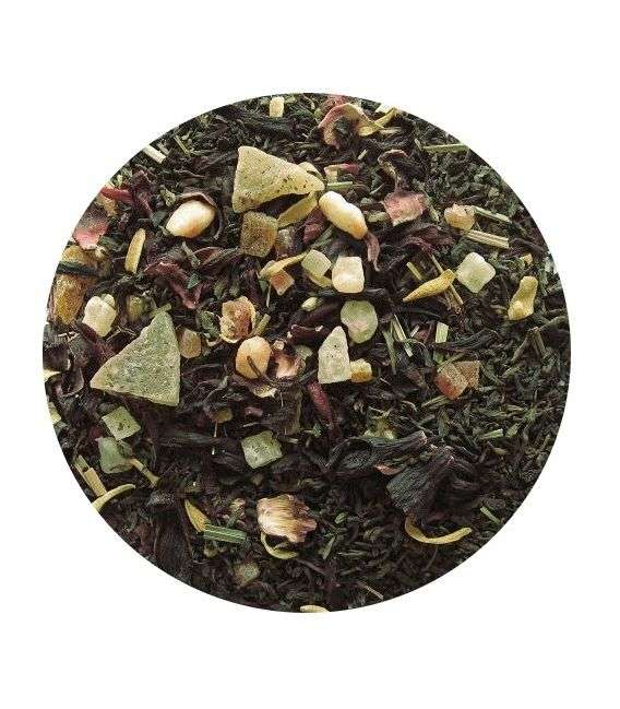 Herbata Pu-erh Owocowy Gaj - 50g - Maroko Produkt