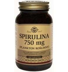 Spirulina - 100tabl - Solgar