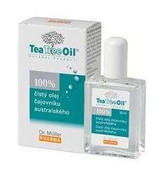 Olejek z Drzewa Herbacianego (czysty 100%) Tea Tree Oil - 30ml - Dr Müller Pharma