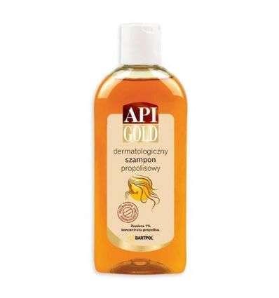 Szampon propolisowy Api Gold - 280ml - Bartpol
