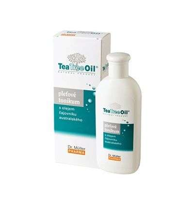 Tonik do twarzy Tea Tree Oil - 150ml - Dr Müller Pharma