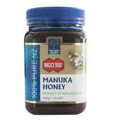Miód Manuka MGO 550 - 500g - Manuka Health NZ