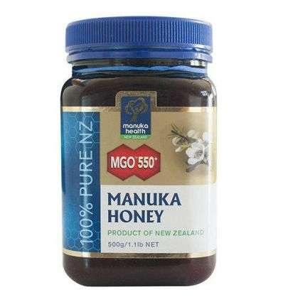 Miód Manuka 550 + 500g