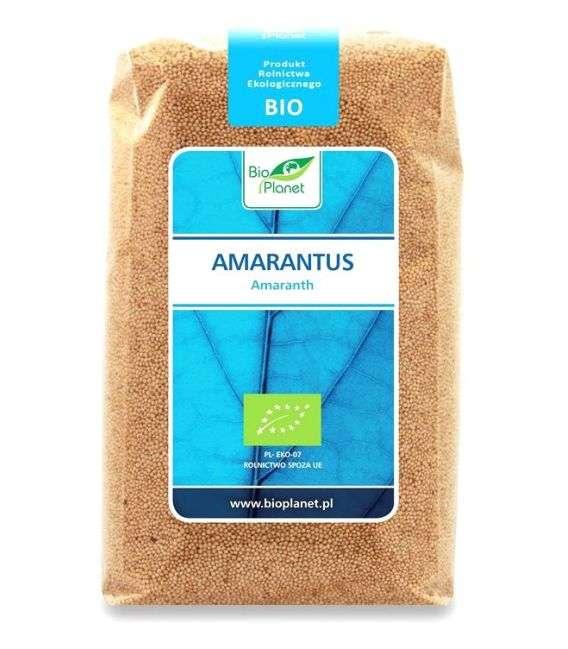 Amarantus BIO - 500g - Bio Planet