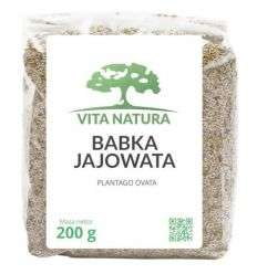 Babka jajowata ziarno - 200g - Vita Natura