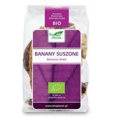 Banany suszone BIO - 150g - Bio Planet
