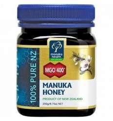 Miód Manuka MGO 400 - 250g - Manuka Health NZ