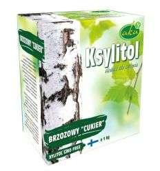"""Ksylitol Brzozowy """"Cukier"""" - 1kg - Aka"""