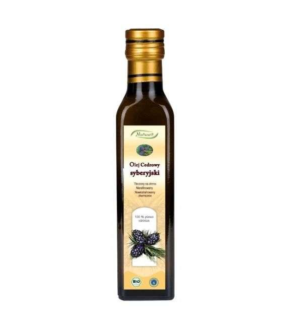 Olej Cedrowy Syberyjski - 250ml - Natuwit