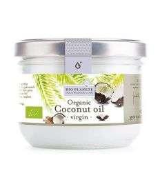 Olej Kokosowy virgin ekologiczny - 400ml - Bio Planet