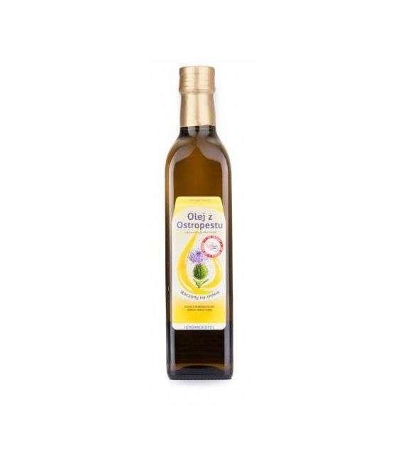 Olej z Ostropestu - 250ml - Herbanordpol