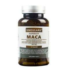 Maca 500mg Superior - 120kaps - Singularis