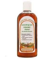 Szampon ziołowy do włosów tłustych - 250ml - Fitomed