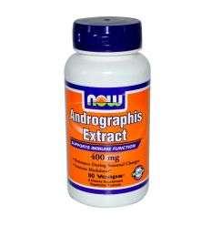 Andrographis Extract 400 mg - 90kaps - NOW