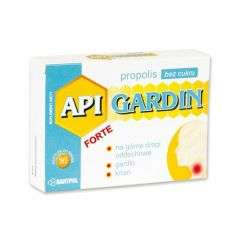 API-GARDIN FORTE propolis (bez cukru) - 16past - Bartpol