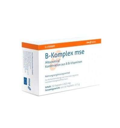 B-Komplex mse Dr Enzmann - 30 kaps - Mito Pharma