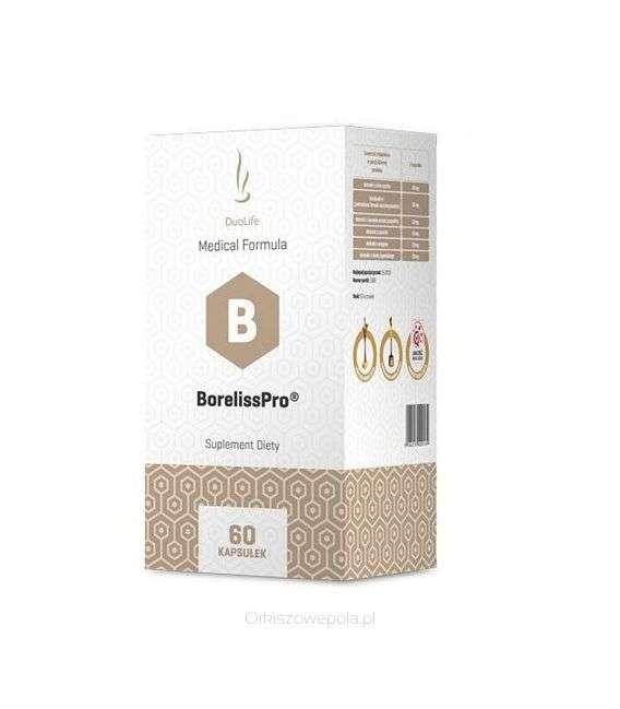 BorelissPro - 60kaps - DuoLife