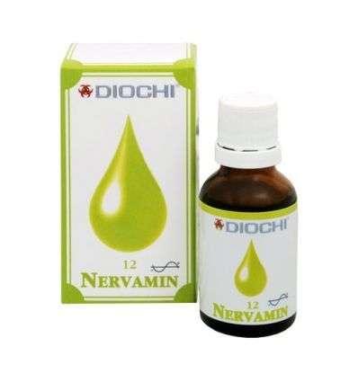 NERVAMIN 12 (krople) - 23ml - Diochi