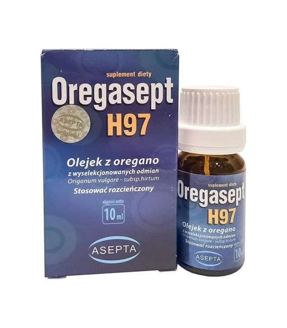 Oregasept H97 - 10ml - Asepta