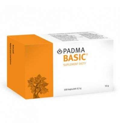 Padma Basic - 100kaps - Padma AG