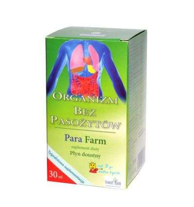 Para Farm płyn doustny - 30ml - Invent Farm