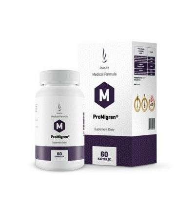 ProMigren - 60kaps - DuoLife