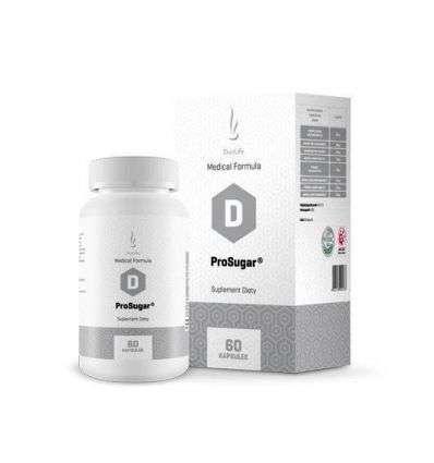 ProSugar - 60kaps - DuoLife