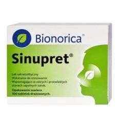 Sinupret - 100tabl - Bionorica