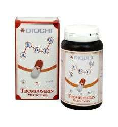 TROMBOSERIN 7c - 80kaps - Diochi