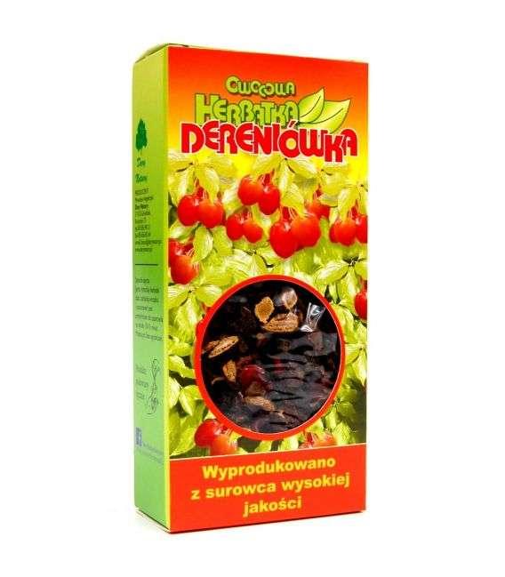 Dereniówka herbata - 100g - Dary Natury