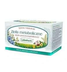 Zioła metaboliczne fix - Labofarm