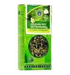 Herbata przy odtruwaniu eko - 50g - Dary Natury