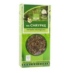 Herbata na chrypkę - 50g - Dary Natury