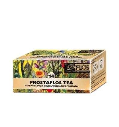 Prostaflos tea fix - 25 x 2g - Flos