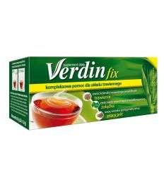 Verdin fix - 40 x 1,8g - USP Zdrowie