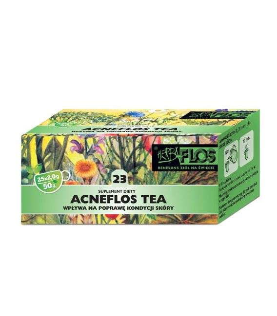 Anceflos tea fix - 25 x 2g - Flos