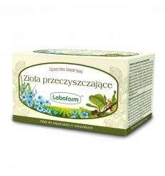 Przeczyszczające zioła fix - Labofarm