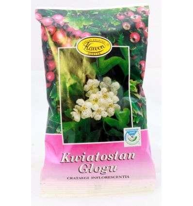 Głóg kwiatostan - 50g - Kawon