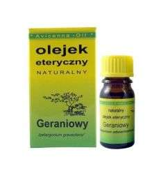 Olejek Geraniowy - 7ml - Avicenna-Oil